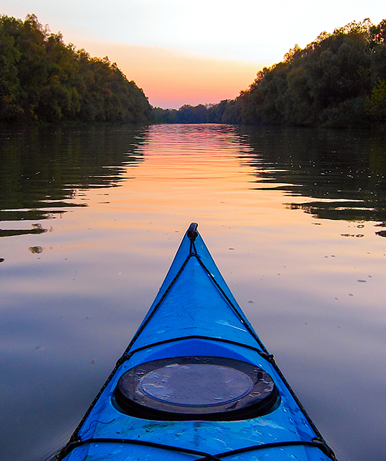 Kayak Tours Cape Fear River